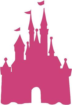 Disney Castle Princess x Cinderella Girls Vinyl Wall Decal Sticker Art – Paris Disneyland Pictures Cinderella Party, Cinderella Castle, Princess Castle, Cinderella Coach, Cinderella Princess, Disney Crafts, Disney Art, Chateau Disney, Sleeping Beauty