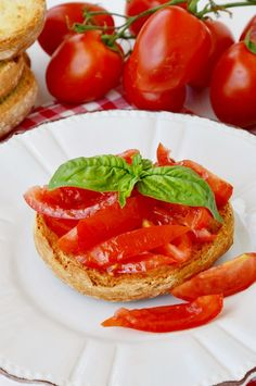 Friselle con pomodori