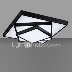 Modern/Contemporary LED / Mini Style Painting Metal Flush MountLiving Room / Bedroom / Dining Room / Kitchen - USD $70.77 ! HOT Product! A hot product at an incredible low price is now on sale! Come check it out along with other items like this. Get great discounts, earn Rewards and much more each time you shop with us!