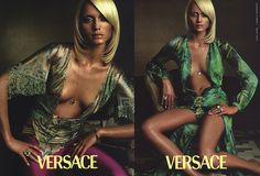 33 years of Versace, a pictorial retrospective