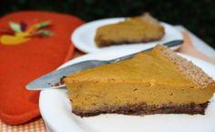 Pumpkin Pie - gluten free & dairy free