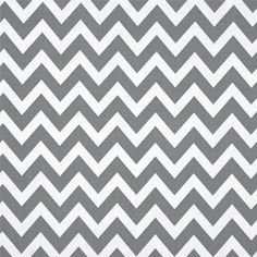 Remix Chevron Grey from @fabricdotcom  Designed by Ann Kelle for Robert Kaufman, this chevron cotton print is perfect for quilting, apparel and home décor accents. Colors include grey and white.