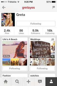 Go Follow Greta!!