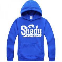 Eminem Shady Records Hoodie Sweatshirt