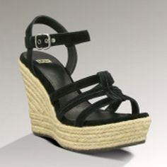 Ugg Sandals - a taste of heaven for your feets.