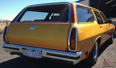 Holden Wagon, Hq Holden, Holden Kingswood, Aussie Muscle Cars, Car Mods, New Tyres, Station Wagon, Hot Cars, Custom Cars