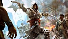 Assassin's Creed IV: Black Flag - [945 MB] Highly Compressed Game Download