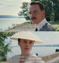 A Dangerous Method. Tv Show Quotes, Film Quotes, Movies Showing, Movies And Tv Shows, Fresh Movie, Favorite Movie Quotes, Movie Lines, About Time Movie, Looking For Love