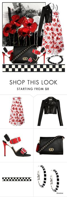 """Mimicry contest"" by lustydame ❤ liked on Polyvore featuring Tory Burch, Yves Saint Laurent, Chrissie Morris, Emma Fox, Alexa Starr and John Hardy"
