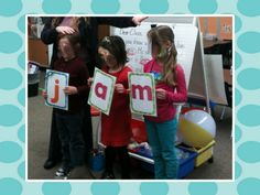Letter Cards to make words