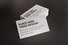 Free letterpress business card mockup psd cards postcards free business card mockup psd reheart Choice Image