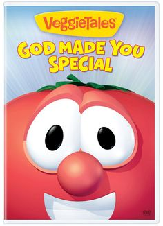 God Made You Special. The landmark collection of four heartwarming stories helps kids learn that they are special just the way God made them! Featuring: Dave and the Giant Pickle, The Gourds Must Be Crazy, A Snoodle's Tale, and VeggieTales Bob's Vacation