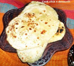 Butter naan recipe: Easy recipe for making butter naan at stove top,soft,fluffy butter naan recipe on stove top,recipe @http://cookclickndevour.com/butter-naanstove-topnaan-bread