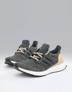 the latest be337 3a8ff Adidas  adidas Ultra Boost In Gray New York Fashion, Runway Fashion,  Fashion Shoes