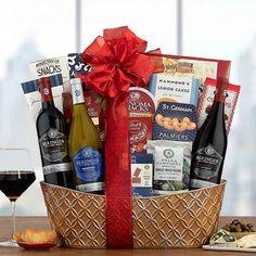 Wine Gift Baskets - Beringer Wine Gift Basket