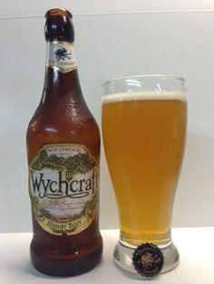 """""""Wychcraft"""" from Wychwood Brewery."""