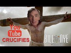 Youtube Crucifies Bill Nye!