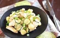 Cuketa není strašidlo aneb recepty, jak jí zdárně čelit Zucchini, Chicken Recipes, Vegetables, Vegetable Recipes, Veggies