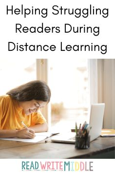 Helping Struggling Readers During Distance Learning Middle School Reading, Student Reading, Reading Passages, Reading Comprehension, Independent Reading, Context Clues, Struggling Readers, Reading Levels, Reading Strategies