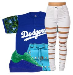 """""""Like my last 6 sets for shoutout and return"""" by ladiijae ❤ liked on Polyvore featuring Valentino and adidas Originals"""