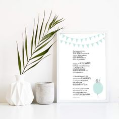 Uusi! Minttu Letter Board, Place Cards, Place Card Holders, Lettering, Drawing Letters, Brush Lettering