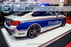 Essen Motor Show 2013: BMW 4er 428i Coupé (F32) bei #TUNE IT! SAFE!