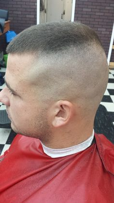 Military Haircuts Men, Haircuts For Men, Men's Haircuts, Hairstyles, High And Tight, Barber Shop, Connect, Bond, That Look