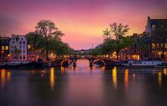 Нидерланды: пленительные и восхитительные