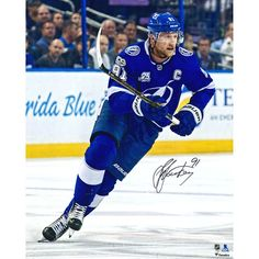 Steven Stamkos Tampa Bay Lightning Fanatics Authentic Autographed 16