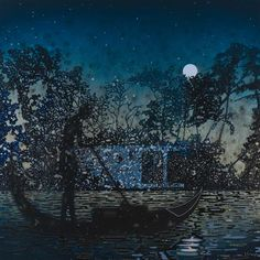 Ieva Iltnere Moonlight
