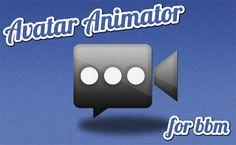 Animate my BlackBerry messenger avatar? Yes please!!