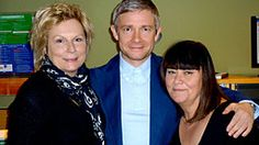 Martin Freeman chats to French and Saunders - DURATION: 12:20 Martin Freeman joins Dawn and Jennifer to chat about The Hobbit, Sherlock and more.