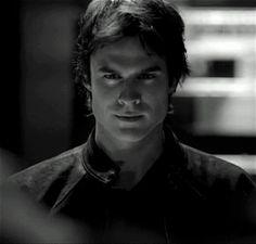 Damon Salvatore....