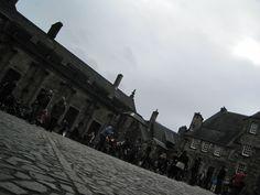 Sterling Castle courtyard alternate photo #scotland Honeymoon In Scotland, Castle, Louvre, Building, Travel, Viajes, Buildings, Castles, Destinations