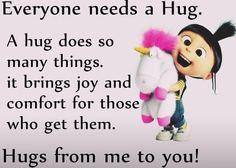 Want a hug