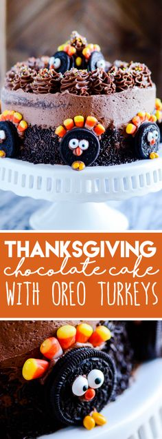 Thanksgiving Oreo Ca