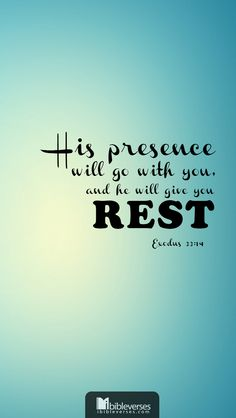 MY PEACE IS A SOFT, SOOTHING PILLOW FOR your weary head.