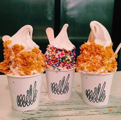 (get cereal milk ice cream) New York Essen, New York Food, Food Nyc, New York Bucket List, Nyc Life, New York Travel, Foodie Travel, Love Food, Gelato