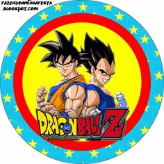 Dragon Ball Z Printables