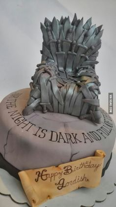 Girlfriend gave me this amazing cake!