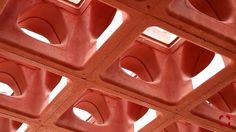 Sistema inovador de laje grelhada tem economia de 55% de concreto