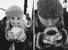 ideas for a winter engagement shoot Verlobungsshooting in den Bergen by www.ladiesandlord.com