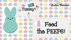 Easter Peep Themed Inference Activity Includes:  Activity #1: What food does the peep want to eat?I use this activity to work on inference, color identification, categorizing food (dessert, fruit, vegetable, snack), healthy vs. unhealthy food, hot vs.