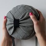 Atelier Joy Amelie Bow Purse - Downloadable Pattern [1PA-Download-AJ-ABP] - $9.50 : Pink Chalk Fabrics is your online source for modern quilting cottons and sewing patterns., Cloth, Pattern + Tool for Modern Sewists