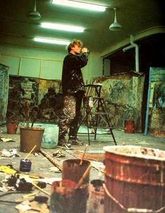Miquel Barceló´s Studio kees van dongen Why I love the Arnolfini Portrait, one of art history's greatest riddles Artist Life, Artist At Work, Miquel Barcelo, Atelier Photo, Atelier Creation, Artist Workspace, Painters Studio, Artist Aesthetic, Mode Inspiration