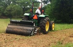 Preparing your food plot for next years season? Here's how it's done. http://www.grandviewoutdoors.com/extras/diy-land-management/the-best-food-plot-implement/