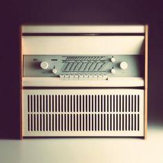 Dieter Rams / Atelier 1 radio, 1957