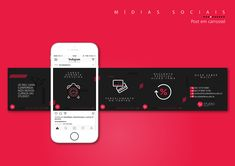 Post Design, Web Design, Social Media Template, Social Media Design, Facebook E Instagram, Instagram Posts, Facebook Carousel Ads, Golden Ratio In Design, Powerpoint Design Templates