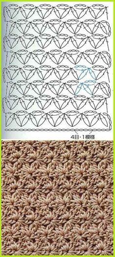 crochet stitch.