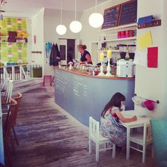 pretty cafe!